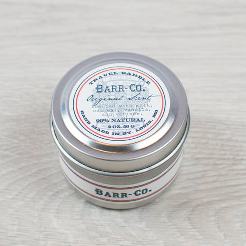 Barr Co. Candle