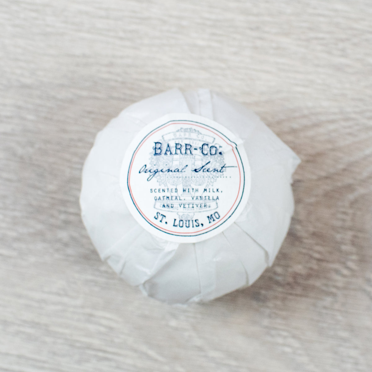 Barr Co. Bath Bomb