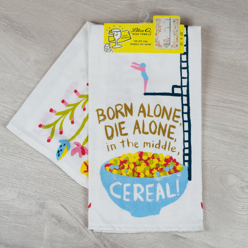 Cereal Lover Towel