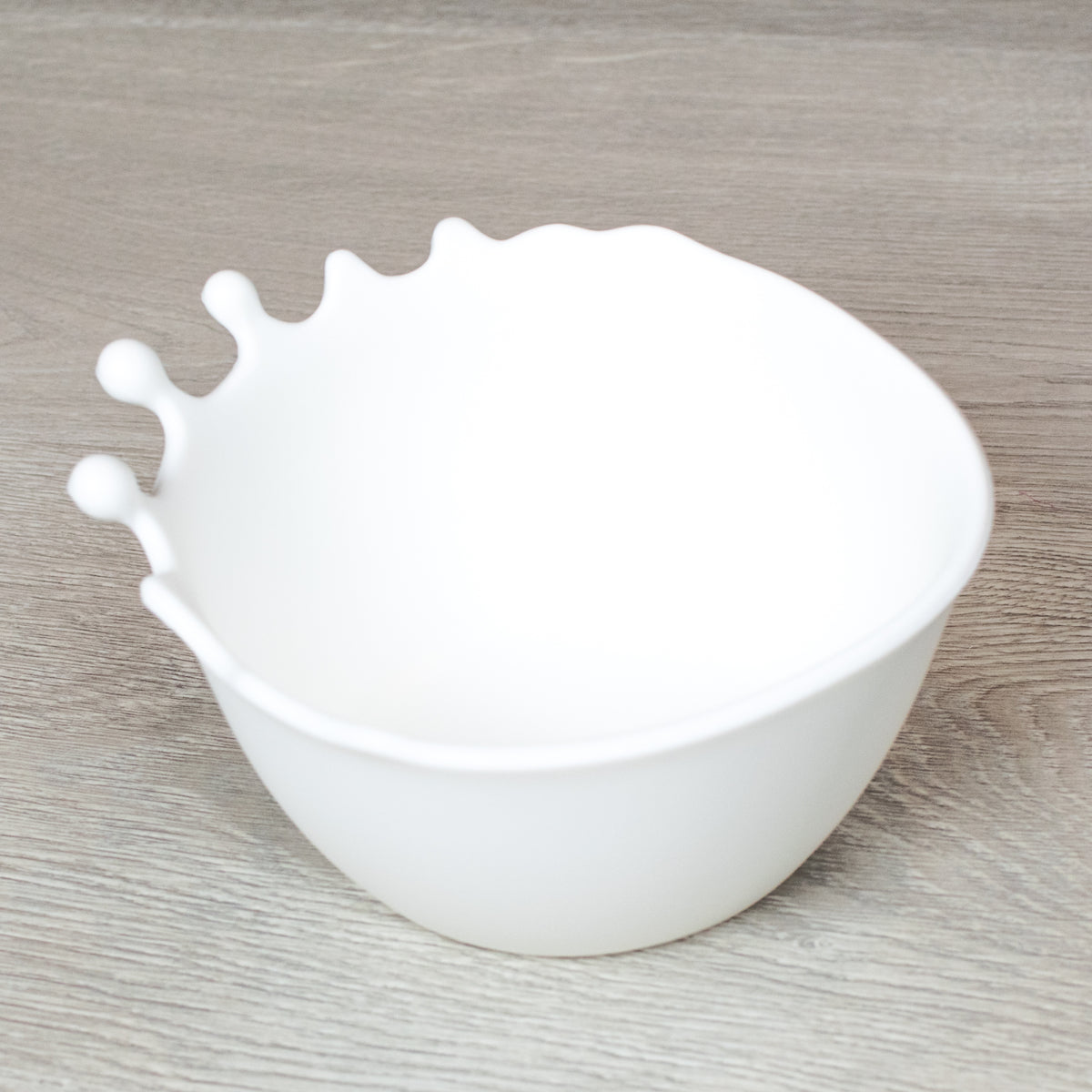 Milk Splash Cereal Bowl