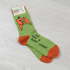 Women's Baby Carrot Socks