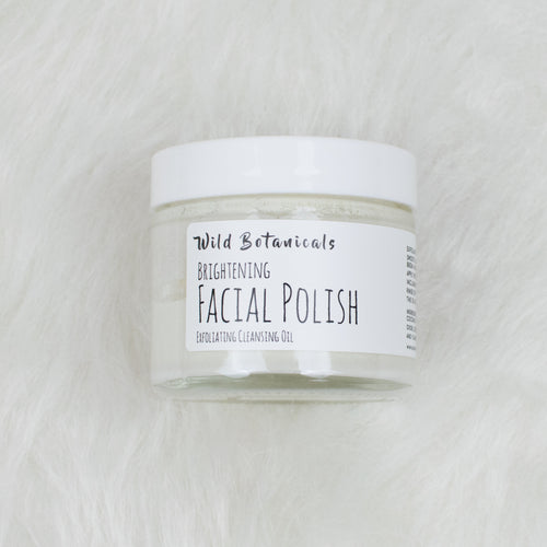 Wild Botanicals Brightening Facial Polish