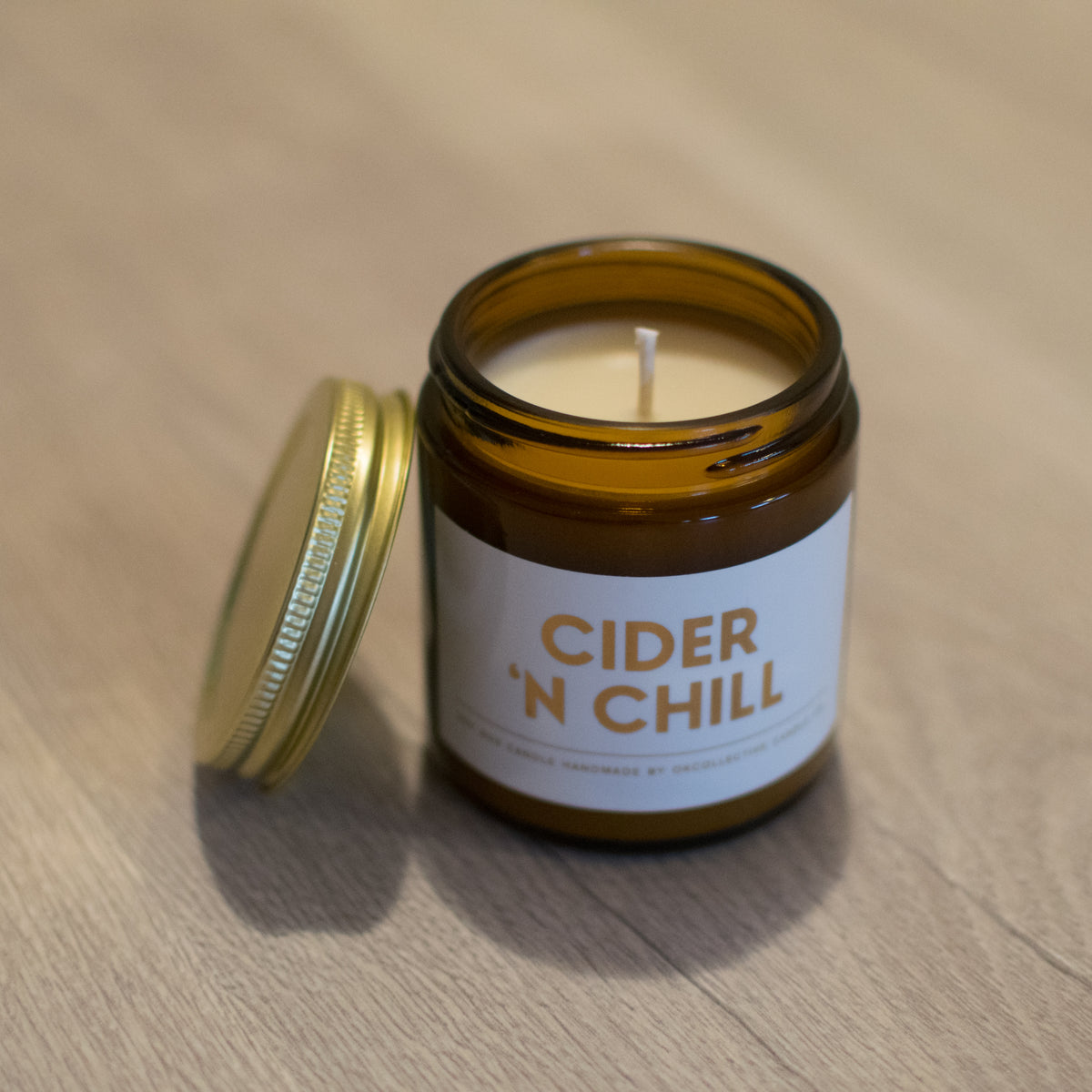 Cider n Chill Candle