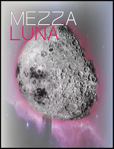 Mezza Luna Wine Labels
