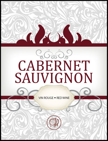 Cabernet Sauvignon Wine Labels
