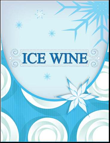 Ice Wine Wine Labels