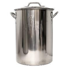 8 Gallon Brewers Best Basic Brewing Pot