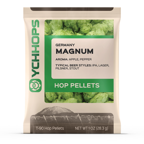 Magnum German Pellet Hops 1oz