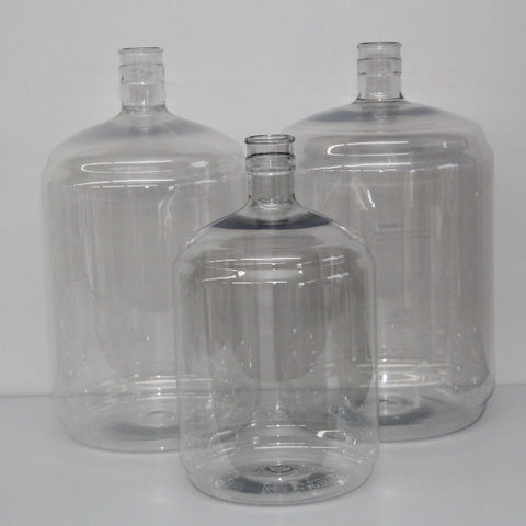 Carboys PET Plastic