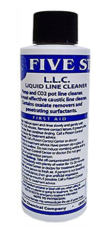 LLC Line Cleaner