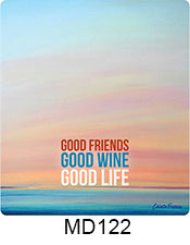 Good Life 122 Custom Label Set of 30