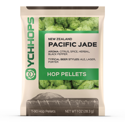 Pacific Jade NZ Pellet Hops 1oz