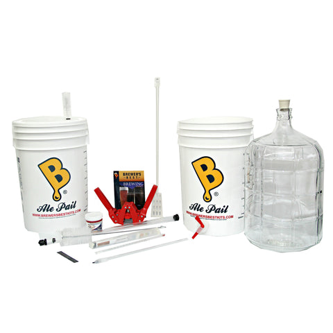 Deluxe Beer Equipment Kit