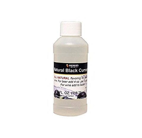 Black Currant Flavor Extract 4oz