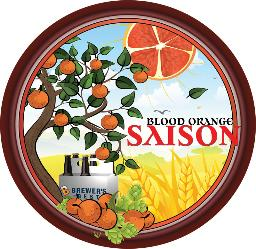 BB BLOOD ORANGE SAISON BEER KIT (LIMITED)