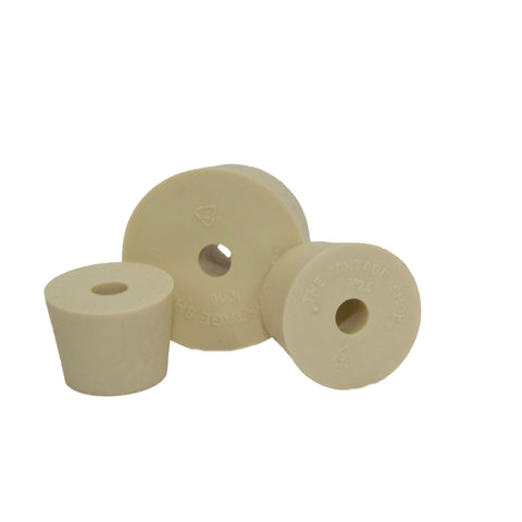 Bungs Drilled Rubber Stoppers