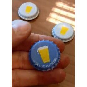 Cold Activated Beer Caps
