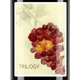 Trilogy  Wine Labels