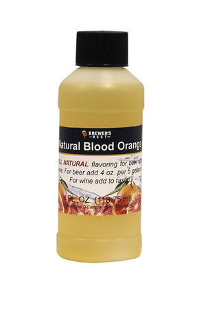 Blood Orange Flavor Extract 4 oz