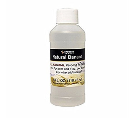 Banana Flavor Extract 4oz
