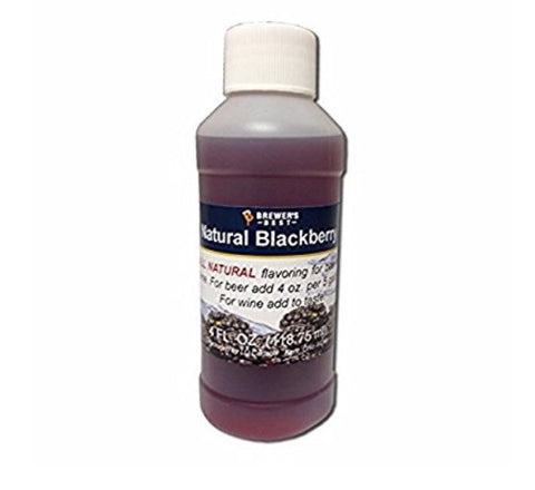 Blackberry Flavor Extract 4oz