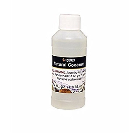 Coconut Flavor Extract 4oz