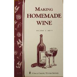 Making Homemade Wine