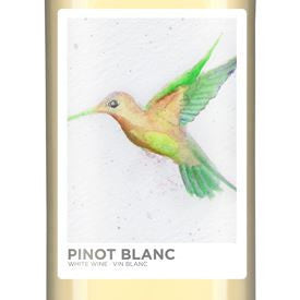 Pinot Blanc  Wine Labels