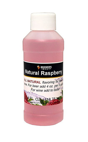 Raspberry Flavor Extract 4oz