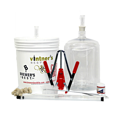 6 Gallon Winemaking Kits