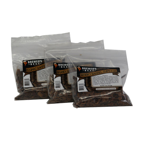 Barrel Flavored Oak Chips