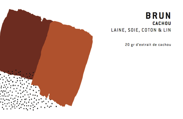 WHOLE KIT couleur / brun