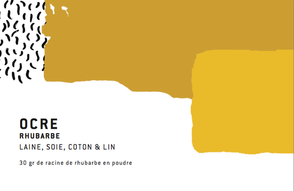 WHOLE KIT couleur / ocre