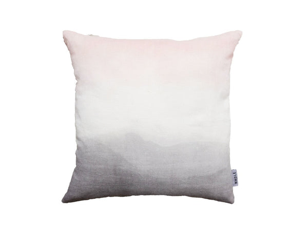 Grand coussin tout lin WOKI / Big linen cushion