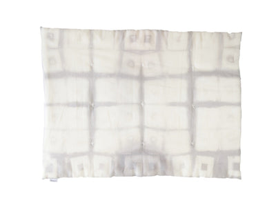 MINI WAWA grey square tapis éveil/édredon bébé / baby duvet with grey squares pattern