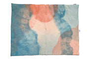 MINI WAWA WATERCOLOR / Edredon bébé motif aquarelle ou tapis / Baby watercolor pattern duvet