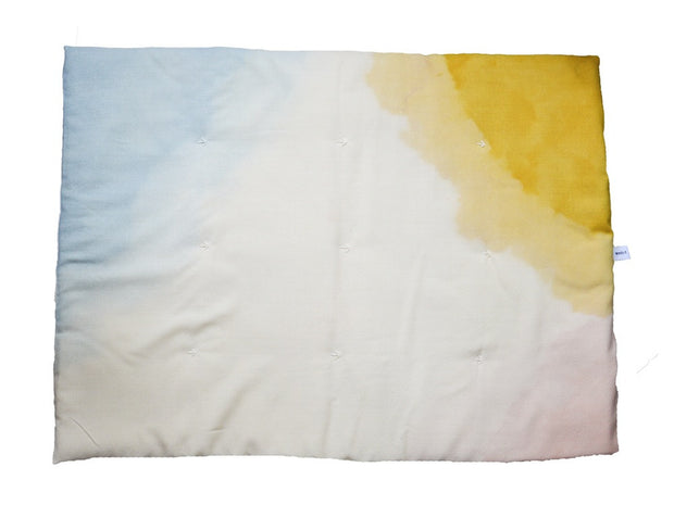 WAWA rainbow Edredon enfant aquarelle /kid watercolor pattern duvet