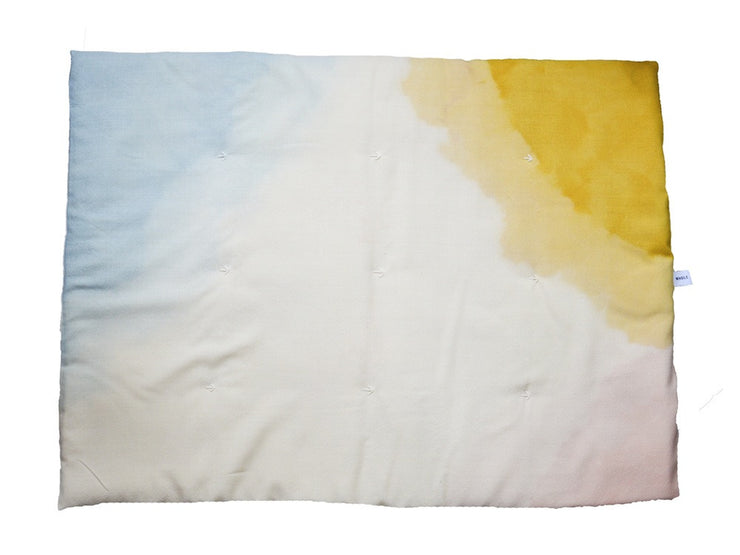 WAMA rainbow Edredon junior aquarelle /watercolor pattern duvet