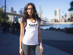TohoFit, THFT, TF,  Instagram, Apparel, Personal Training, Women's Tank Top