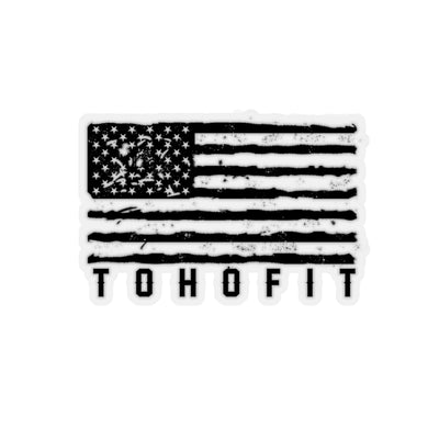 Flag Stickers - TohoFit