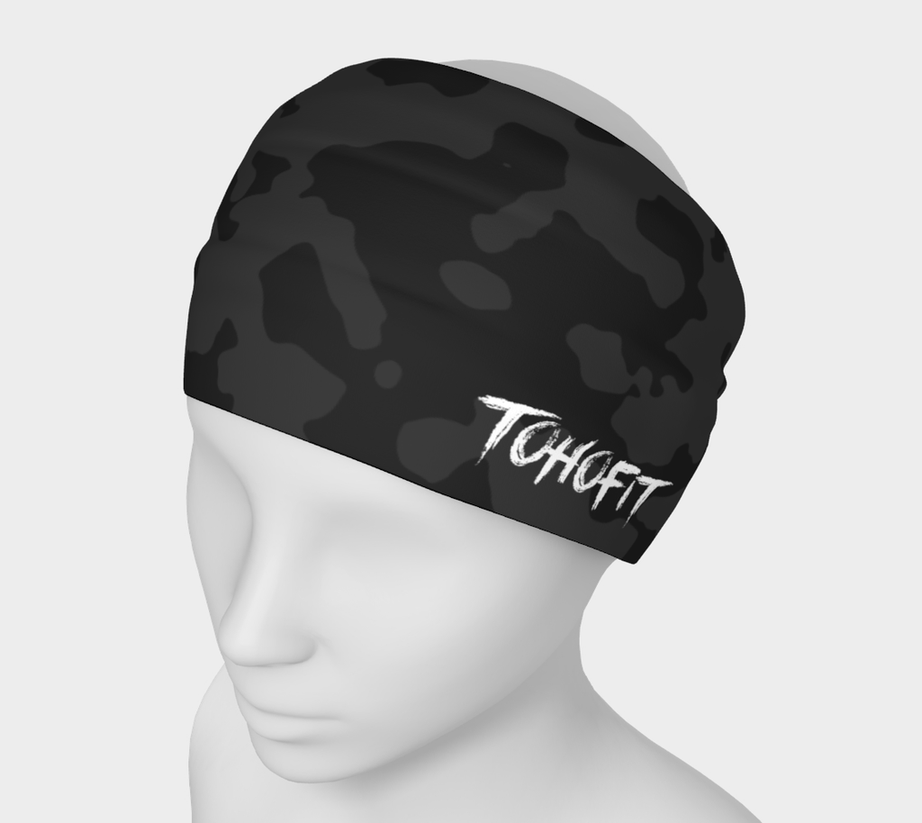 Black Ops Headband - TohoFit