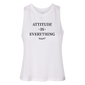 Attitude is Everything - Crop Tank
