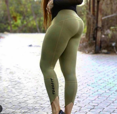 TohoFit Leggings - OD Greens - TohoFit