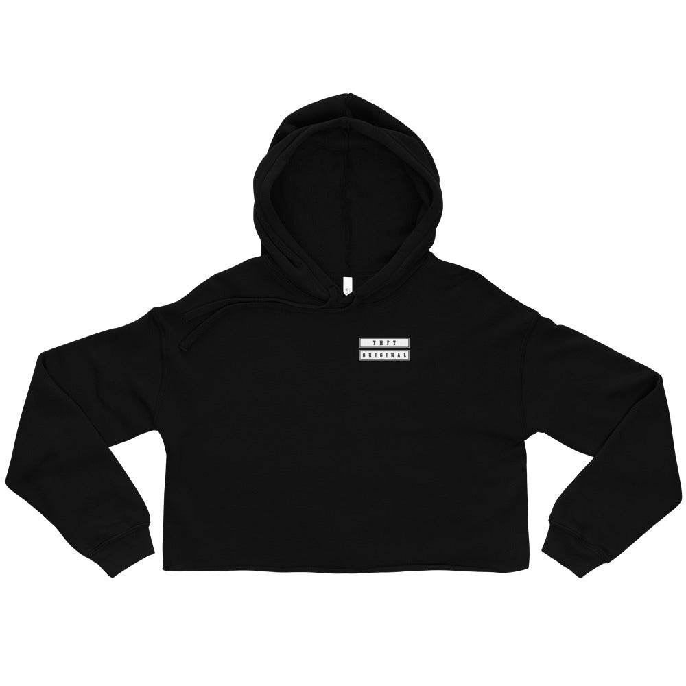 The Original Colors Cropped Hoodie - TohoFit