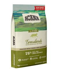 Grasslands Cat Food by Acana