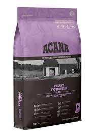 Acana Heritage Feast Dog Food