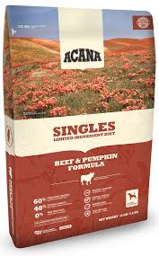 Beef & Pumpkin Dry Dog Food by Acana