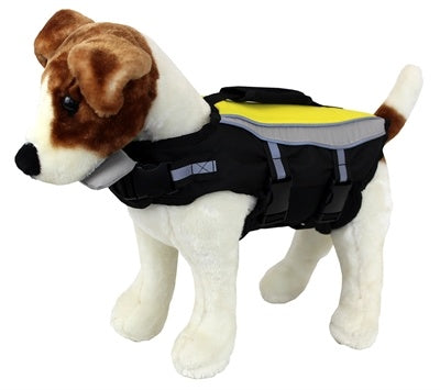 Dog Life Jacket, Yellow