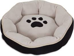 Aspen Pet Rounded Sculptured Dog Bed - 18""