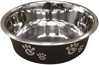 Black Food or Water bowl for Pets